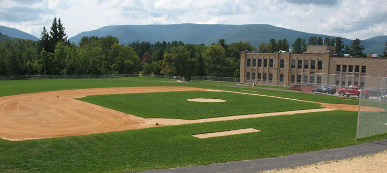 Hunter-Tannersville field
