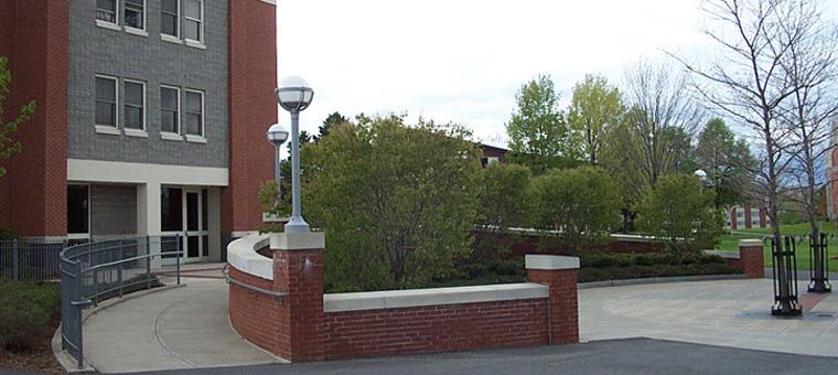 Utica College 187 Appel Osborne Landscape Architecture