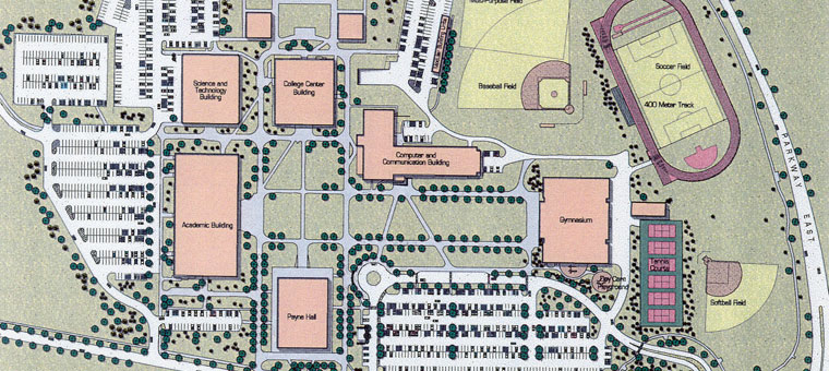Mohawk Valley Community College Appel Osborne Landscape Architecture