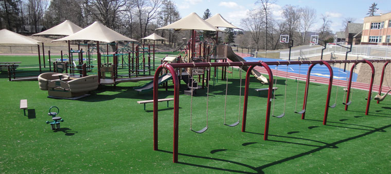 Midd Playscape