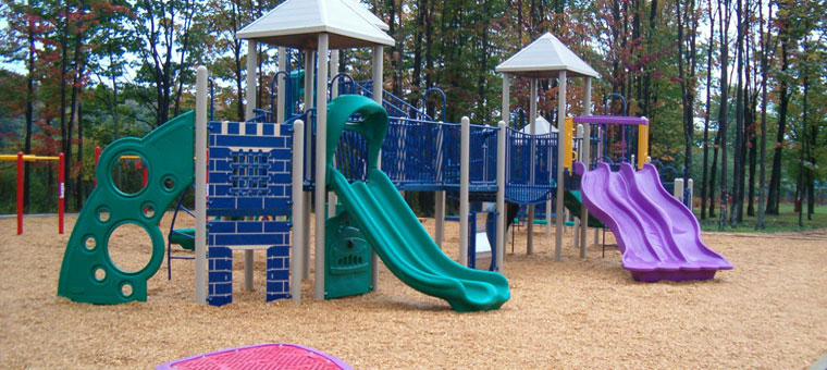 Sandy Creek Playscape 1