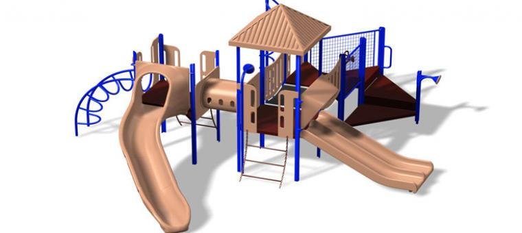 Heuvelton Playscape 2