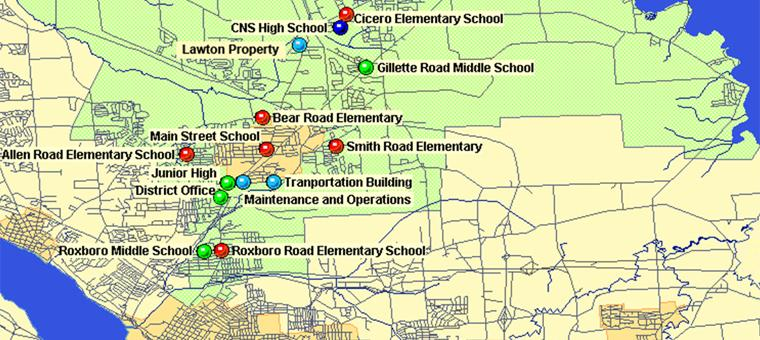 North Syracuse CSD Master Plan