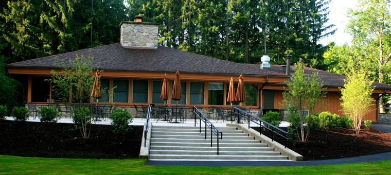 Oneida Shores Park - Arrowhead Lodge