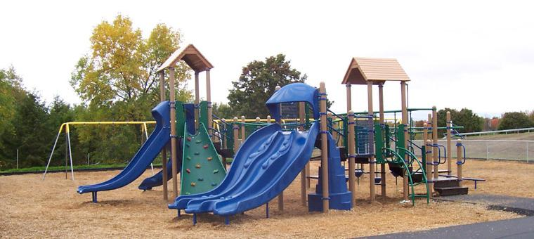 Broadalbin-Perth Central School District Playscape