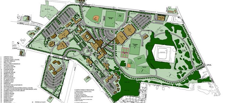 LeMoyne College Master Plan