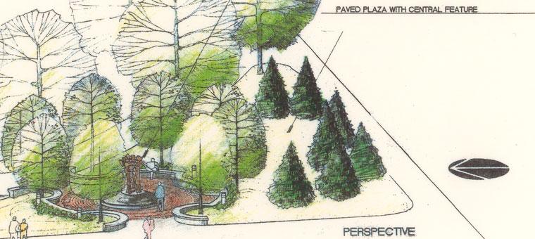 Landscape Architectural Sketches Landscape Architecture